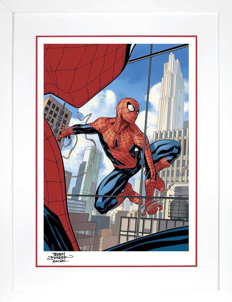 The Amazing Spider-Man #800 Art Print -