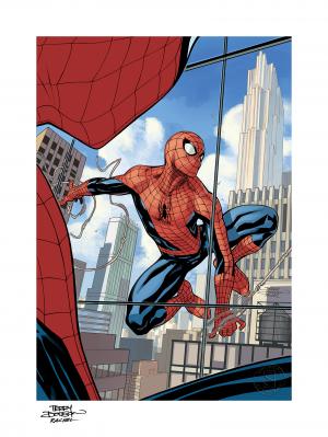 The Amazing Spider-Man #800 Art Print