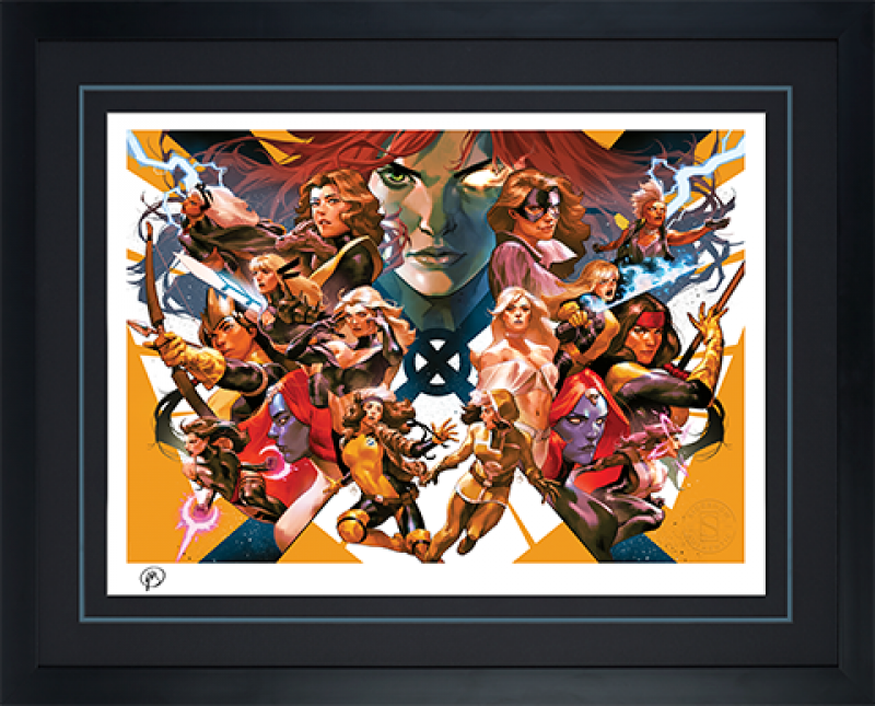 House of X / Powers of X Art Print -