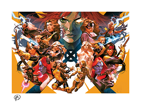 Sideshow Collectibles House of X / Powers of X Art Print