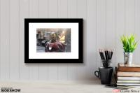 Gallery Image of Iron Man NYC Art Print