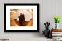 Gallery Image of Doctor Strange on Titan Art Print