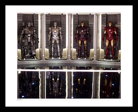 Classic Stills Iron Man 2 Art Print