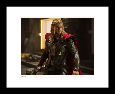 Classic Stills Thor: The Dark World Art Print