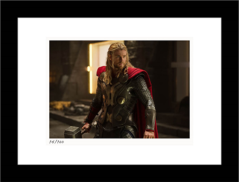 Classic Stills Thor: The Dark World Art Print