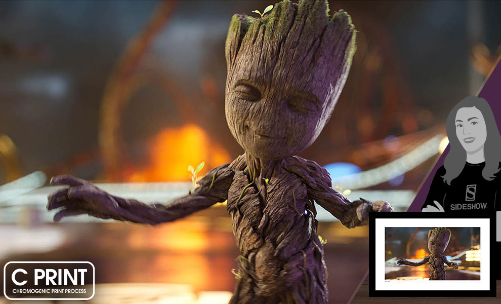 Gallery Feature Image of Guardians of the Galaxy Vol. 2 Art Print - Click to open image gallery