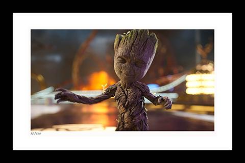 Classic Stills Guardians of the Galaxy Vol. 2 Art Print