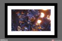 Gallery Image of Rocket Art Print