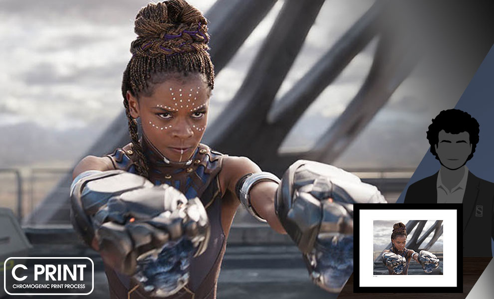 Gallery Feature Image of Shuri Art Print - Click to open image gallery