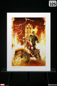 Gallery Image of Ghost Rider Art Print