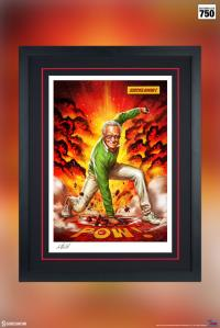 Gallery Image of Excelsior! Art Print