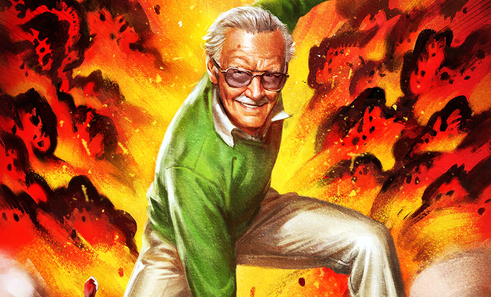 Gallery Feature Image of Excelsior! Art Print - Click to open image gallery
