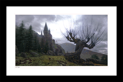 Classic Stills The Whomping Willow 2 Art Print