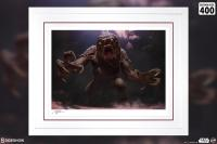 Gallery Image of The Rancor™ Art Print