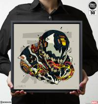 Gallery Image of Venom MECHASOUL Art Print