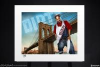 Gallery Image of Ol' Dirty Art Print