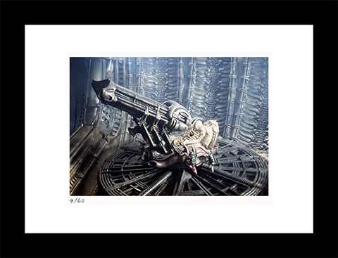 Classic Stills Alien Life Form Art Print