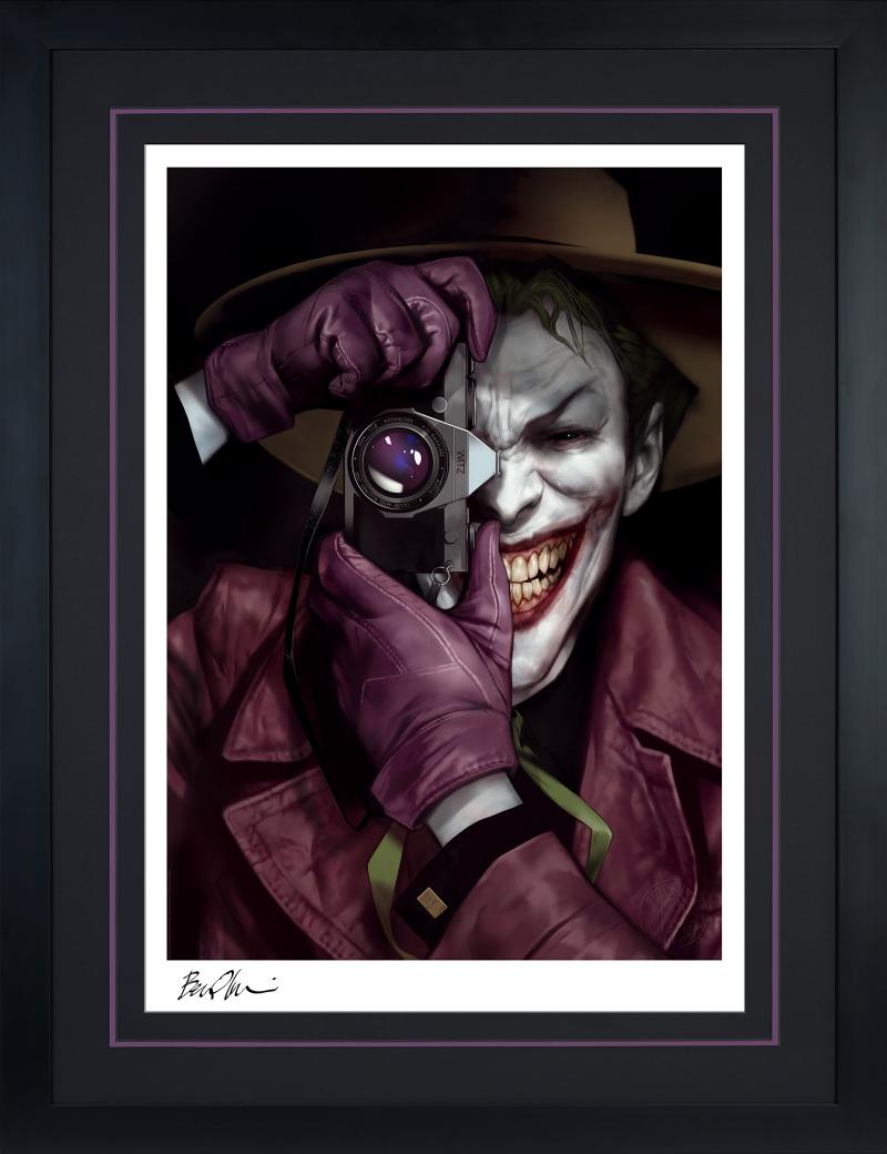 The Killing Joke Art Print -
