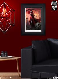 Gallery Image of Asajj Ventress: Ascension Art Print