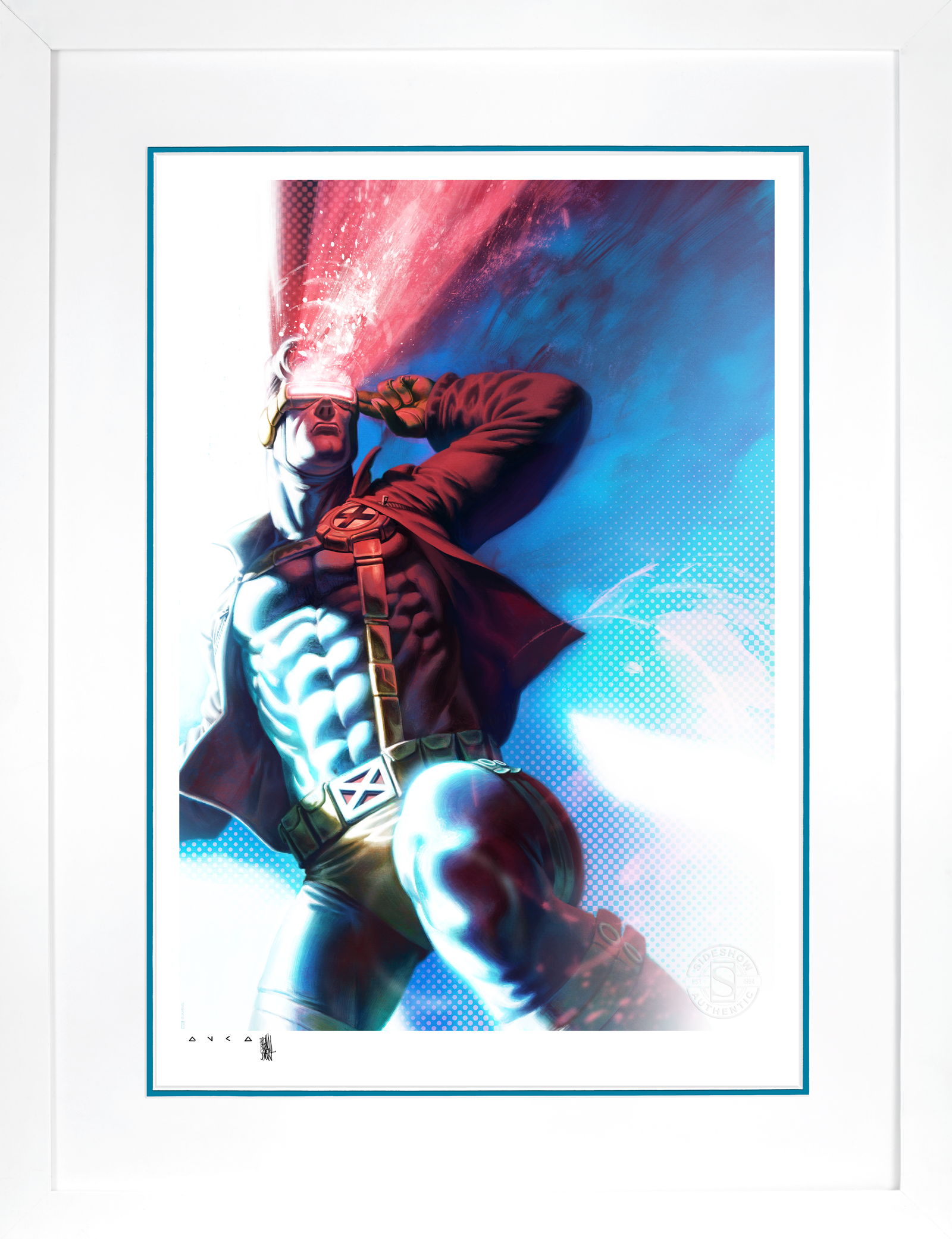 Sideshow Collectibles Cyclops Art Print