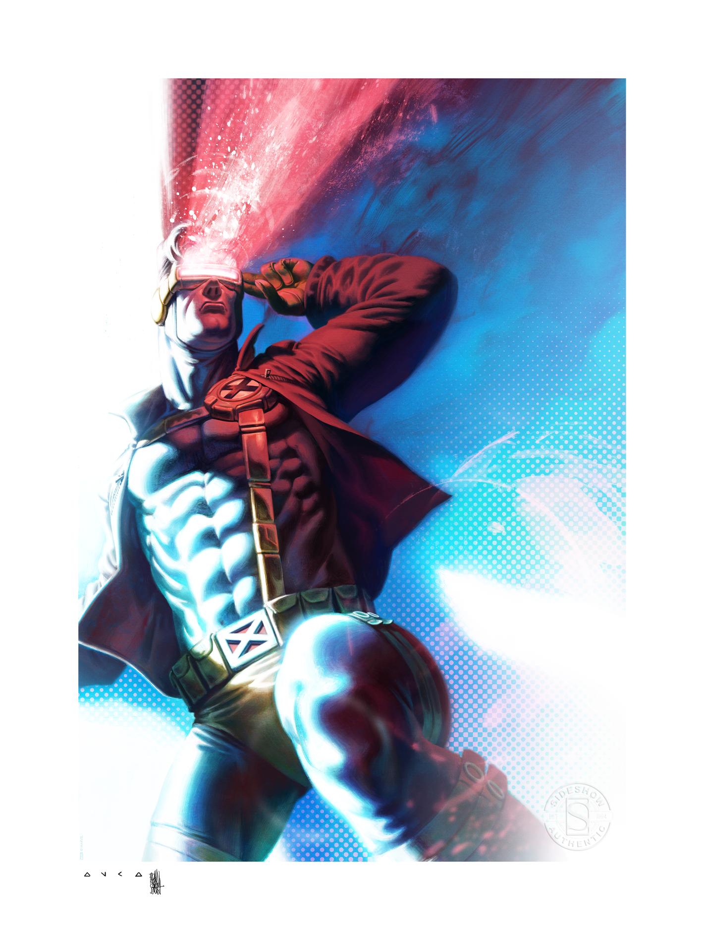 Sideshow Collectibles Cyclops Art Print