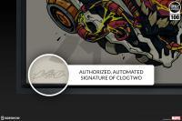 Gallery Image of Spider-Man & Venom MECHASOUL Set Art Print