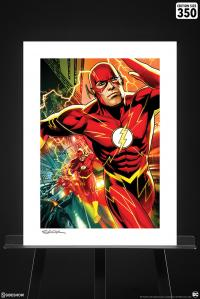 Gallery Image of The Flash Art Print