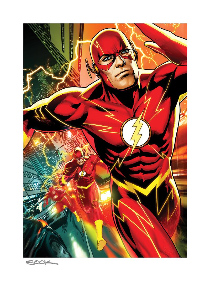 The Flash Art Print -