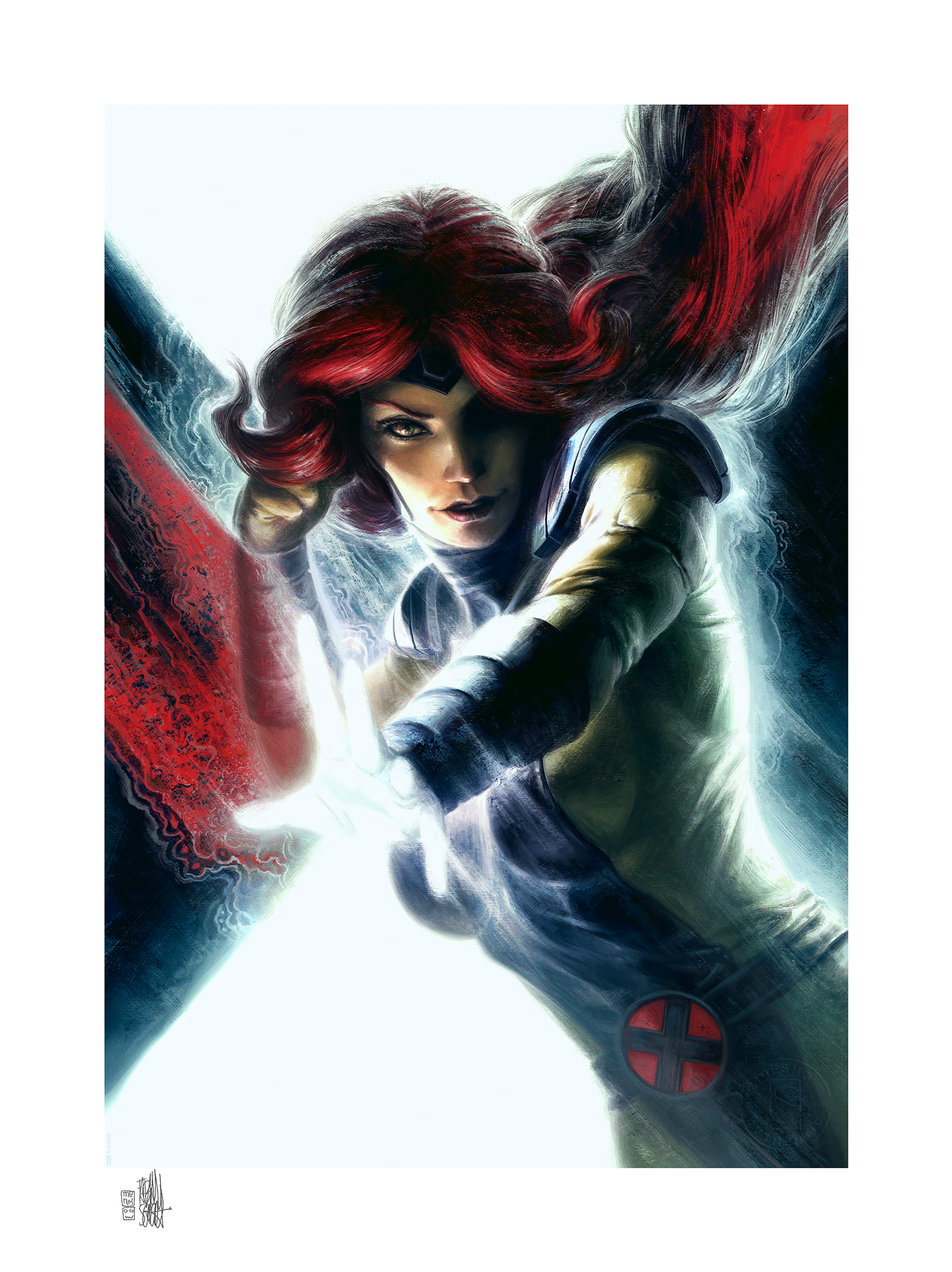 Sideshow Collectibles Jean Grey Art Print