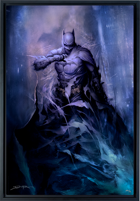 Sideshow Collectibles Batman: Detective Comics #1006 Art Print