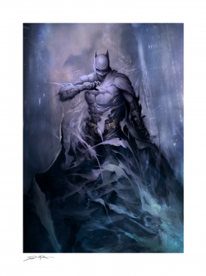 Batman: Detective Comics #1006 Art Print