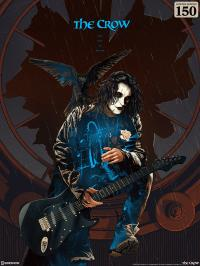Gallery Image of The Crow: Real Love Is Forever Variant Art Print