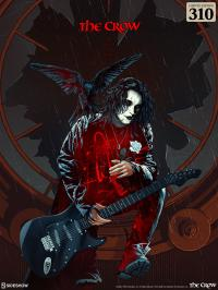 Gallery Image of The Crow: Real Love Is Forever Art Print