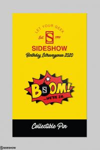 Gallery Image of Sideshow Birthday Pin Collectible Pin