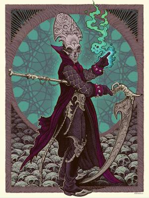 The Alltaker Art Print