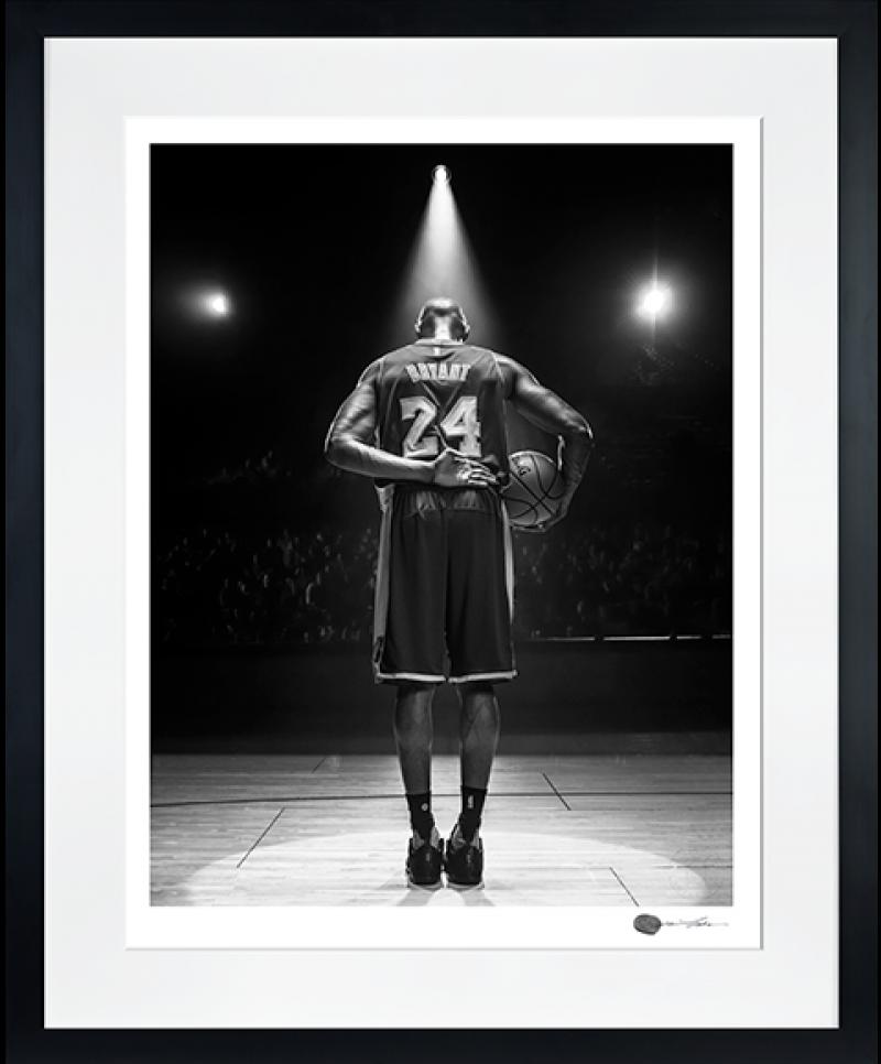The Final Bow Art Print - Black & White Edition