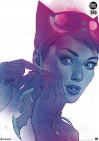 Gallery Image of Catwoman #7 Art Print