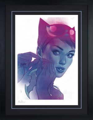 Catwoman #7 Art Print