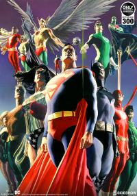 Gallery Image of JLA: Secret Origins Art Print