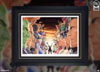 Gallery Image of Absolute Justice: Battle Art Print