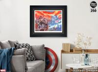 Gallery Image of Captain America: Winter in America Art Print