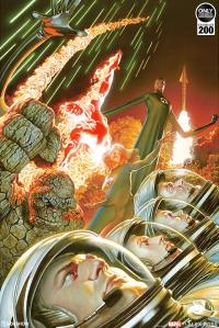 Gallery Image of Marvel 75th Anniversary: Fantastic Four Art Print