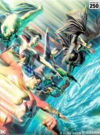 Gallery Image of Protectors of the Universe Art Print