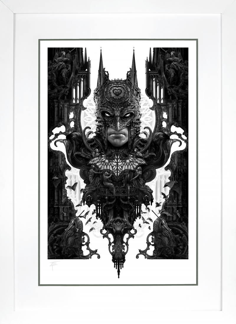 Batman Art Print -
