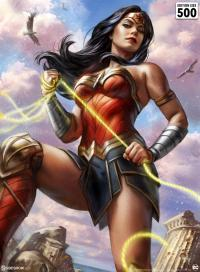 Gallery Image of Wonder Woman #755 Art Print