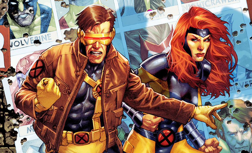 Gallery Feature Image of X-Men #7 Art Print - Click to open image gallery