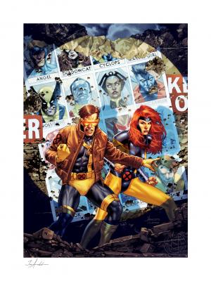 X-Men #7 Art Print