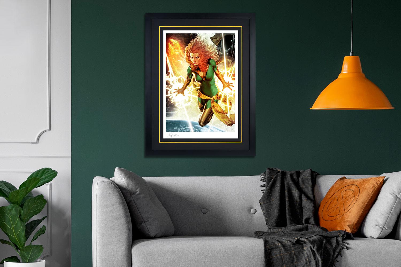 Classic Phoenix Variant Art Print feature image