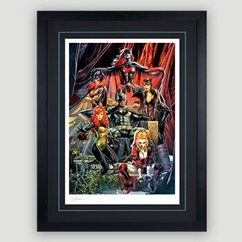 Batman: Detective Comics #1000 Art Print