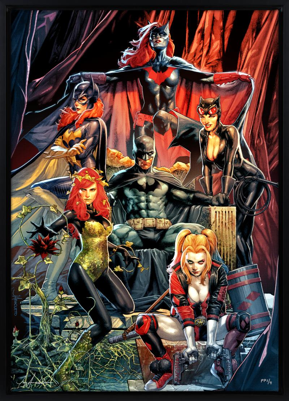 Batman: Detective Comics #1000 Art Print -
